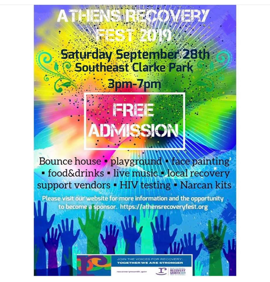 Athens Recovery Fest